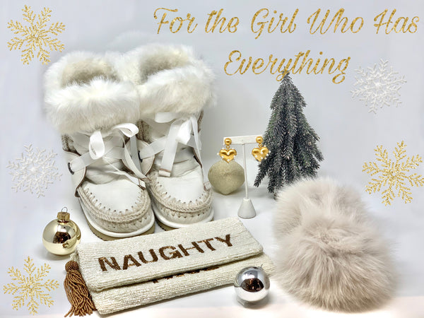 Nell Holiday Gift Guides - For the Girl Who Has Everything