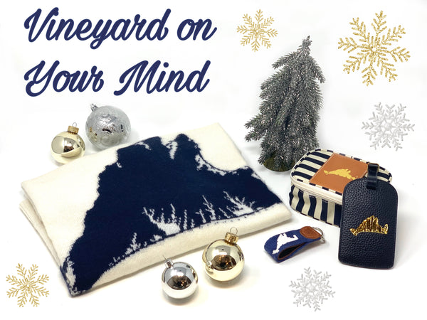 Nell Holiday Gift Guide - Vineyard on Your Mind