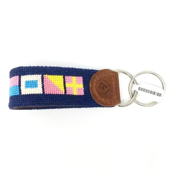 Good Threads Rosé Day Keychain