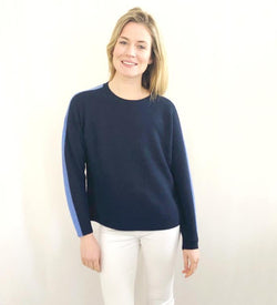 Cortland Park Grace Crewneck Sweater