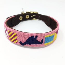 Good Threads MV Flag Collar, Cranberry, L