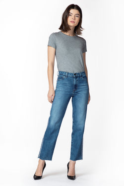 J Brand Jules High Rise Straight Leg