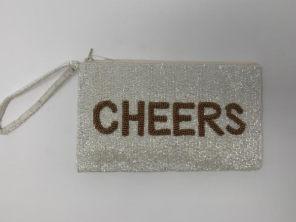 Moyna Iv/M.Gold (Cheers) Wristlet