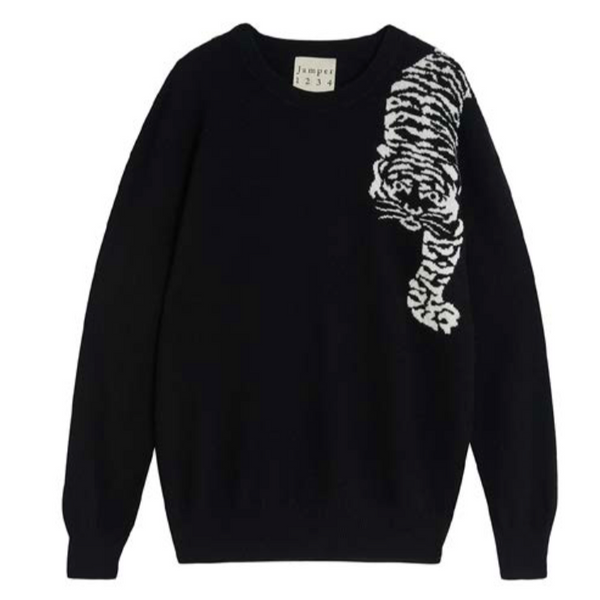 Jumper Creeping Tiger Sweater