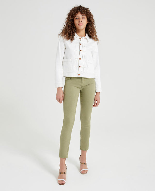 AG Jeans Stretch Twill Prima Ankle