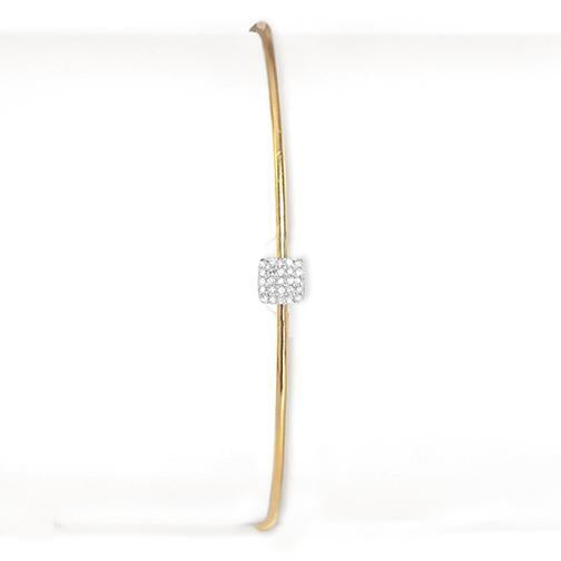 La Soula Little Soft Square Bangle