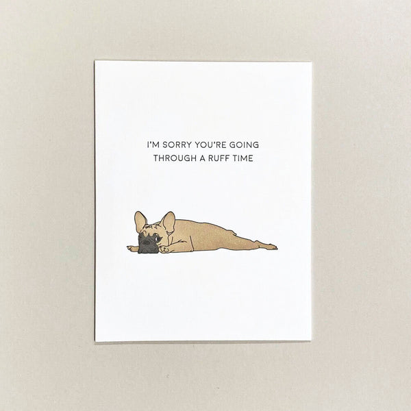 Ruff Time Card