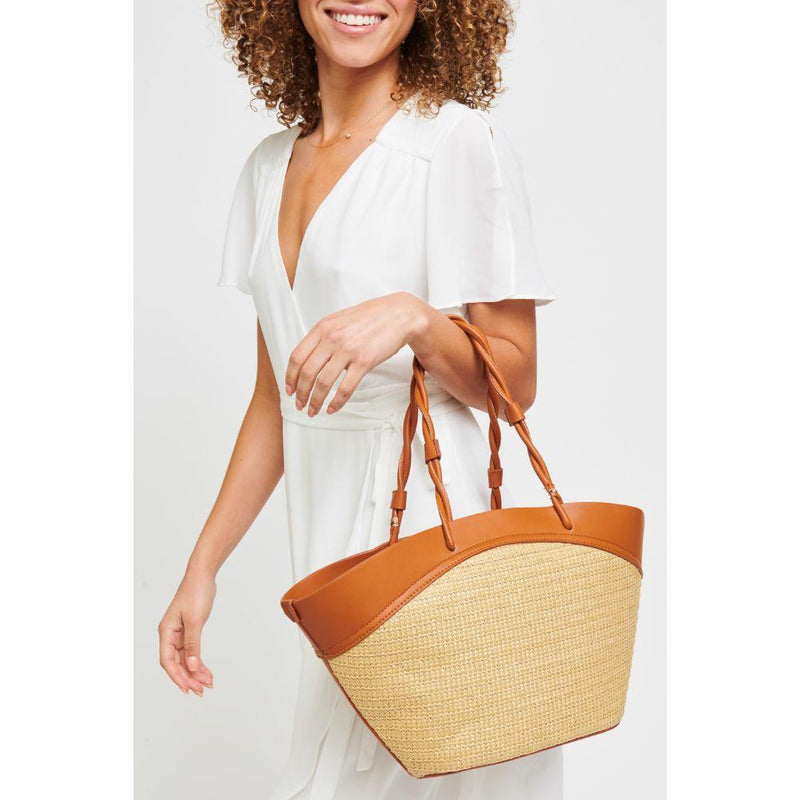 Cyprus Natural Tote Bag