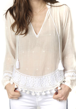 Benaras by Citrus Juillet Top
