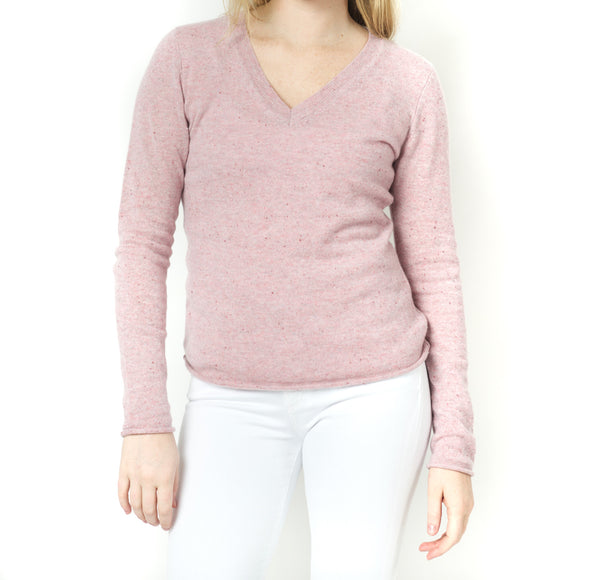 Duffy V-Neck Pullover