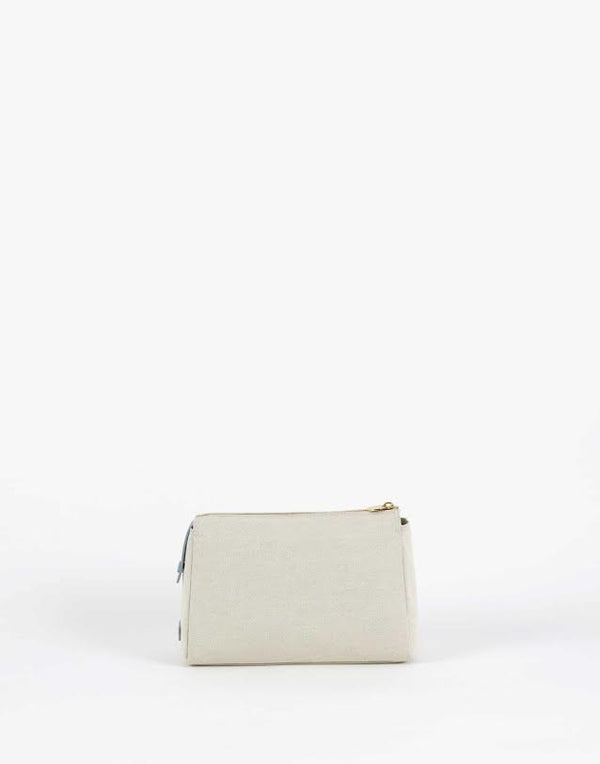Neely and Chloe No. 31 The Medium Canvas Pouch