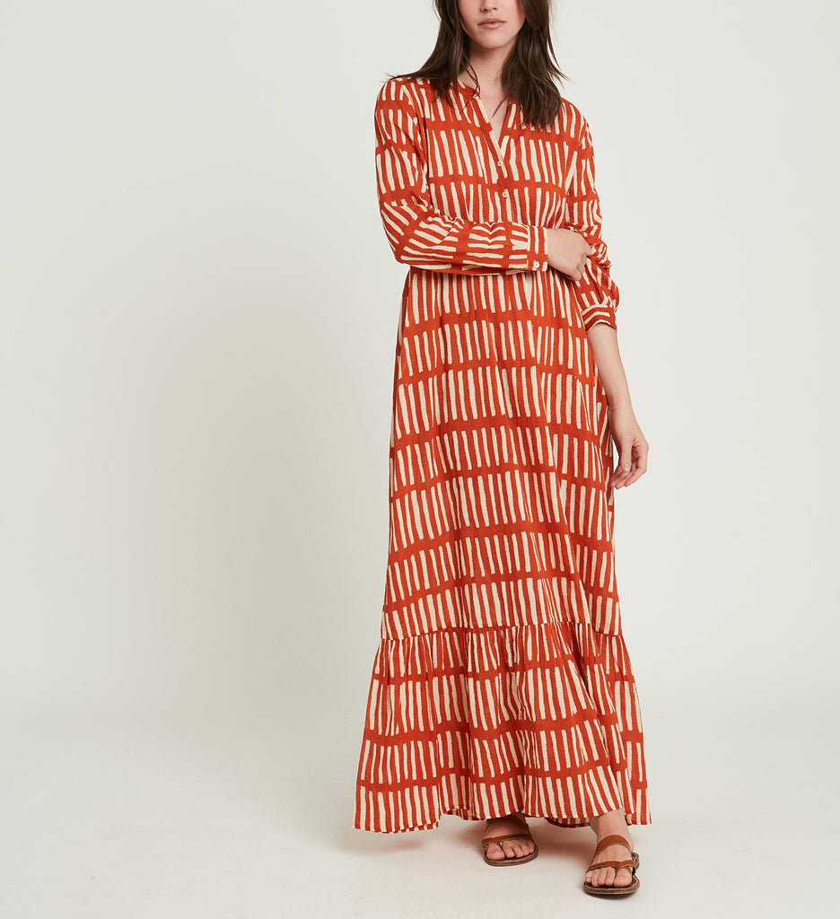 Hartford Riad Maxi Dress