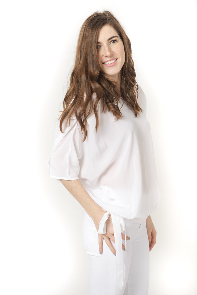 Royal Cort Barcelona Top - White