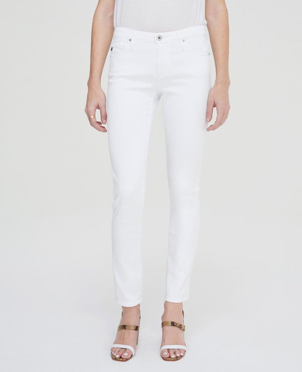 AG Prima Denim - White