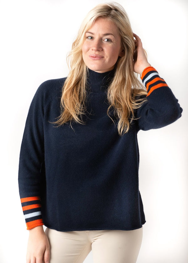 Jumper1234 Secret Stripe Winter Sweater