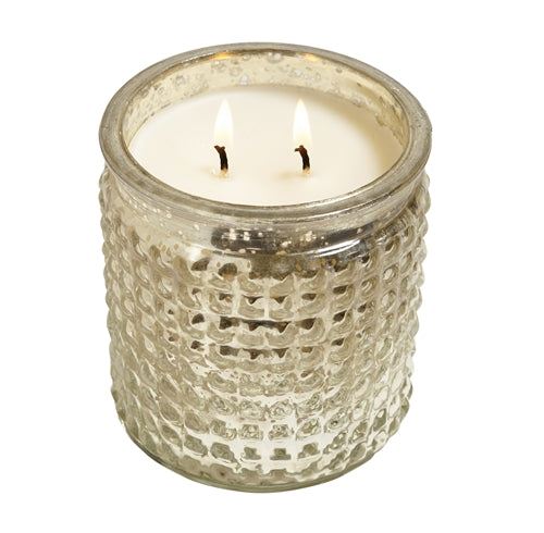 Hillhouse Natural Large Mercury Candle, Fir, O/S