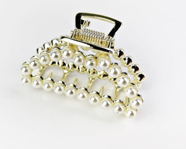 Nahmu Pearl Hair Clamp