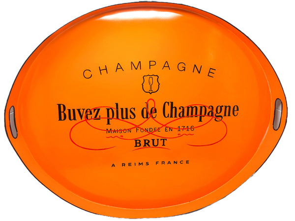 JM Piers Champagne Tray