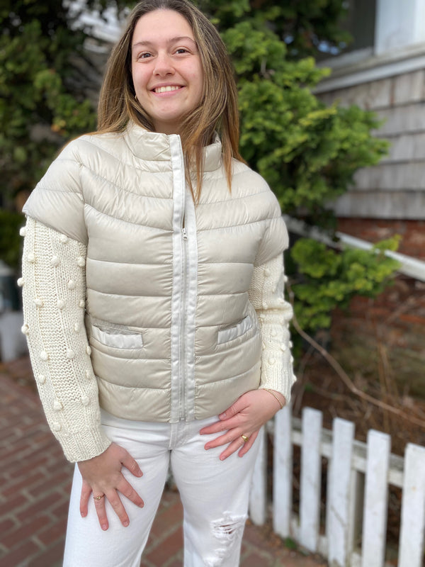 Cortland Park Palm Beach Jacket