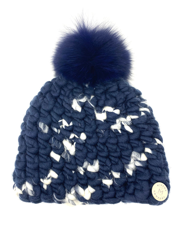 Mischa Lampert Beanie Pomster - Starry Night