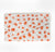 Moyna Leopard Clutch - White/Pink/Orange