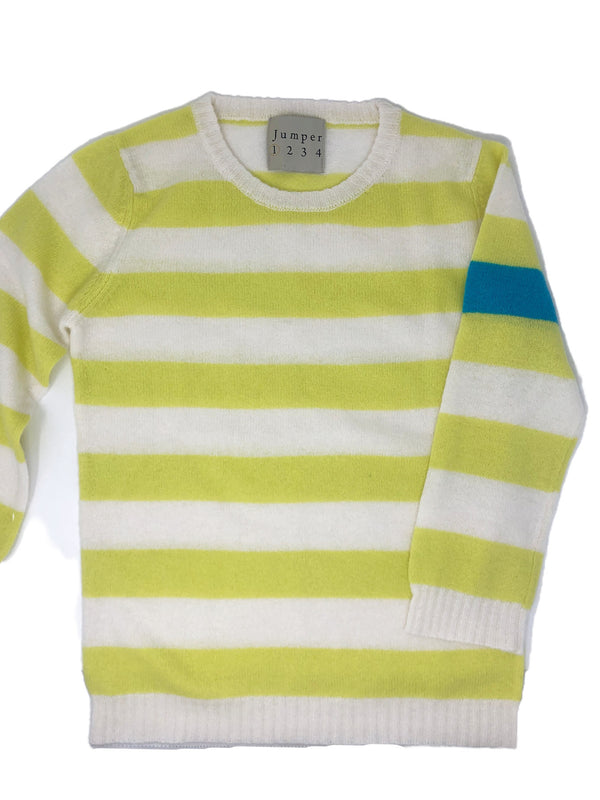 Jumper Secret Stripe Crew