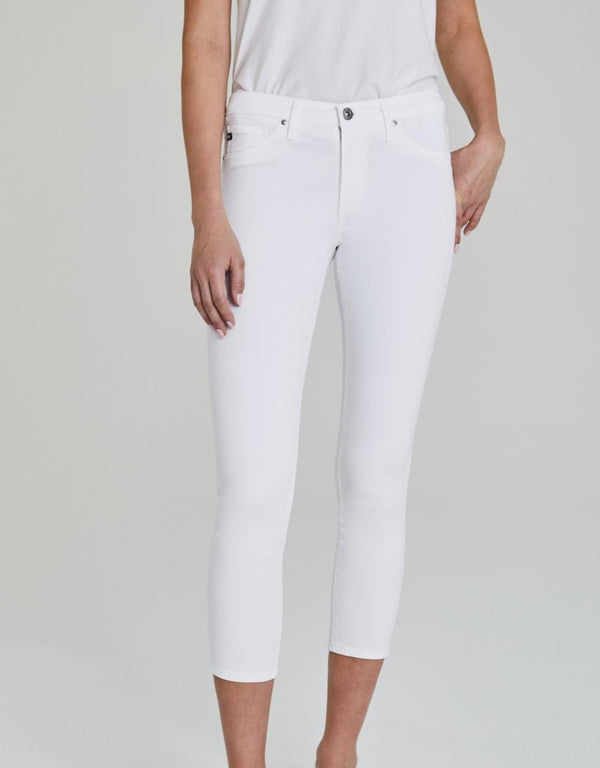 AG Prima Crop - White