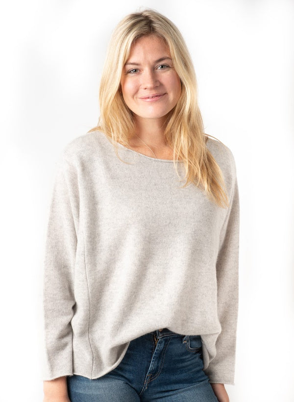 Oats Cashmere Rihanna Sweater
