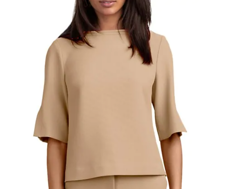 Trina Turk Wonderous Top - Camel