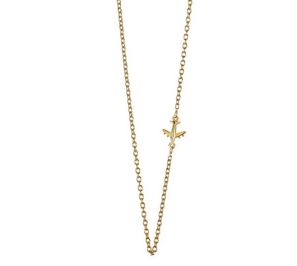Jet Set Candy 24in Gold Dipped Cable Chain
