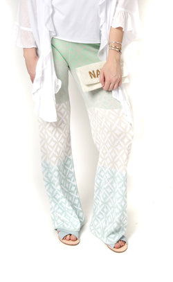 Tricot Chic Knit Pants