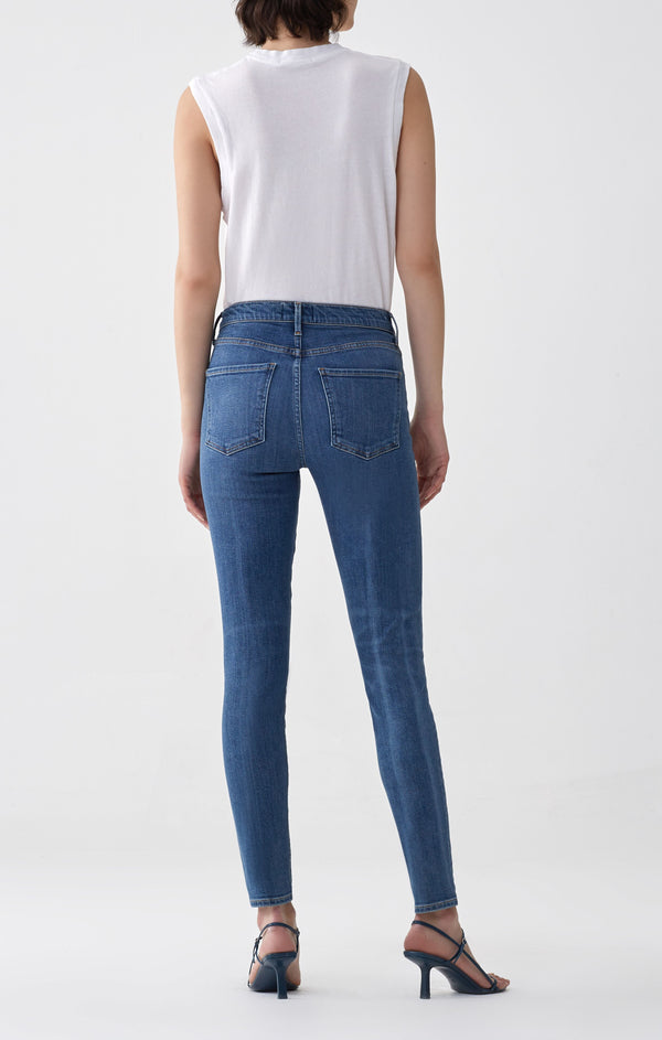 A Golde Sophie High Rise Skinny