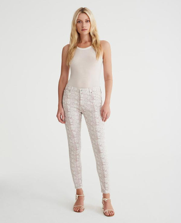 AG Jeans Python Prima Ankle