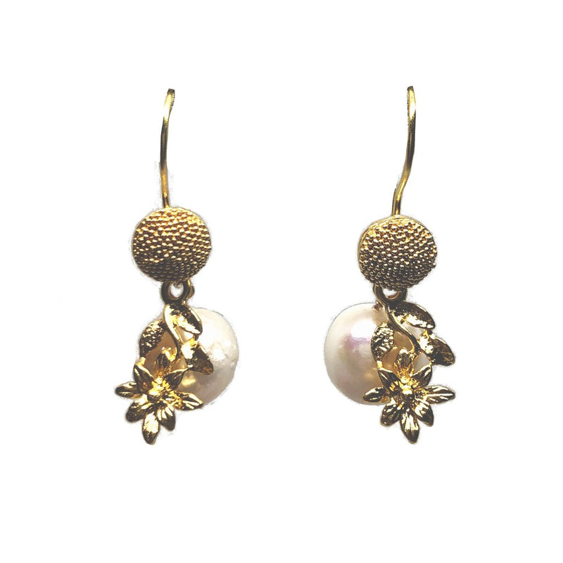 Meg Carter Baker Drop Earrings