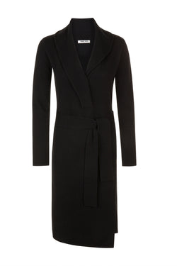 Max & Moi Belted Long Sleeve Dress