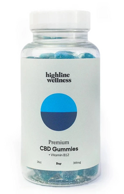 Highline Wellness CBD Day Gummies