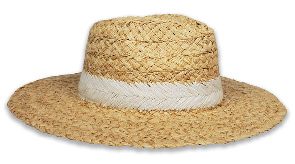 Hat Attack Coastal Rancher - White