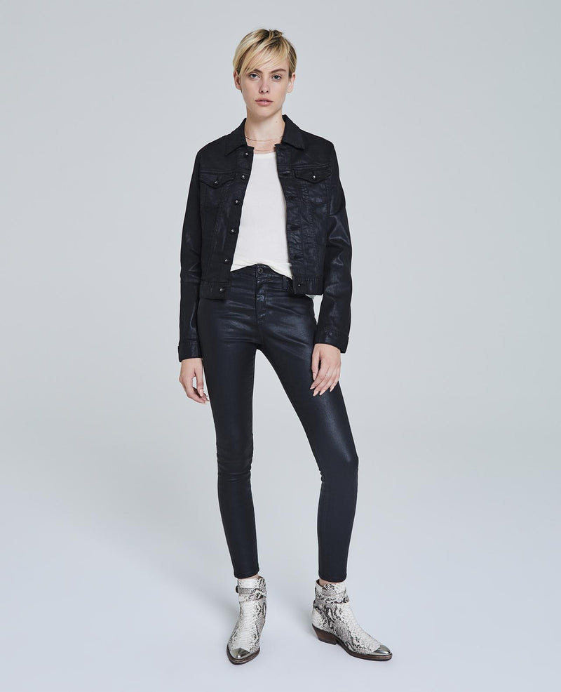 AG Jeans Robyn Waxed Jacket