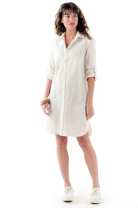 Finley Alex Shirtdress Striped
