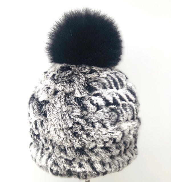 Mitchie's Fur Black Snowtop