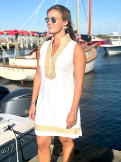 Custom STS by NELL Classic Tunic Dress