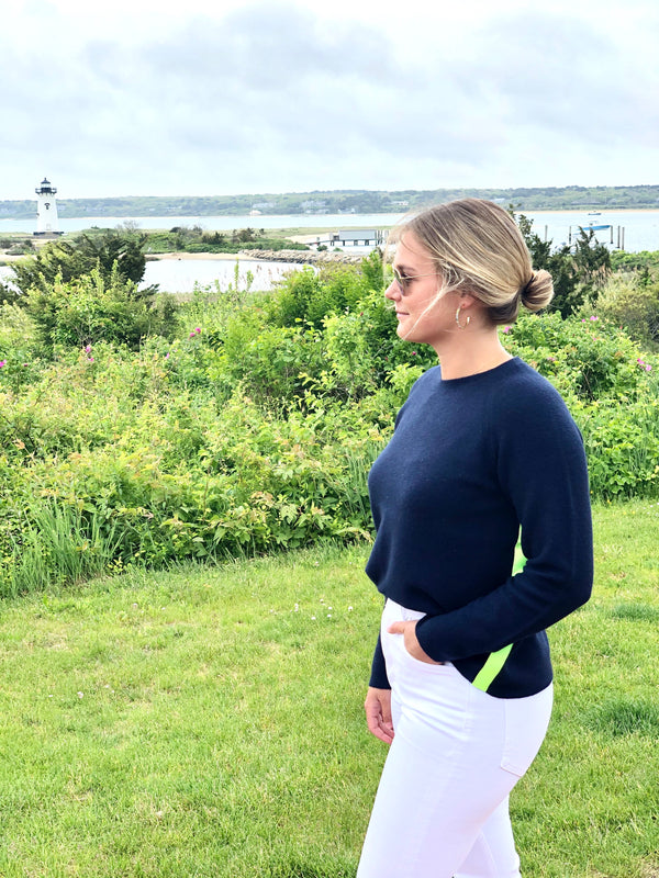 Cortland Park Sag Harbor Sweater