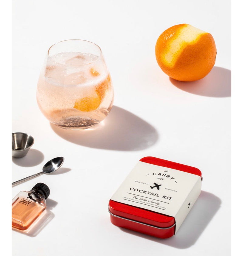 w&p The Carry on Cocktail Kit - The Italian Spritz