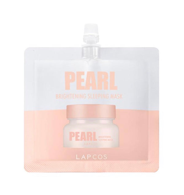 Lapcos Pearl Sleeping Cream Spout