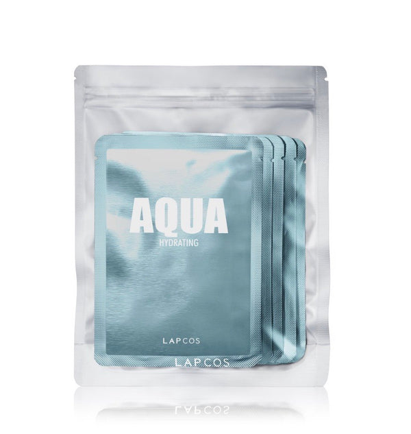 Lapcos 5pc Aqua Sheet Mask