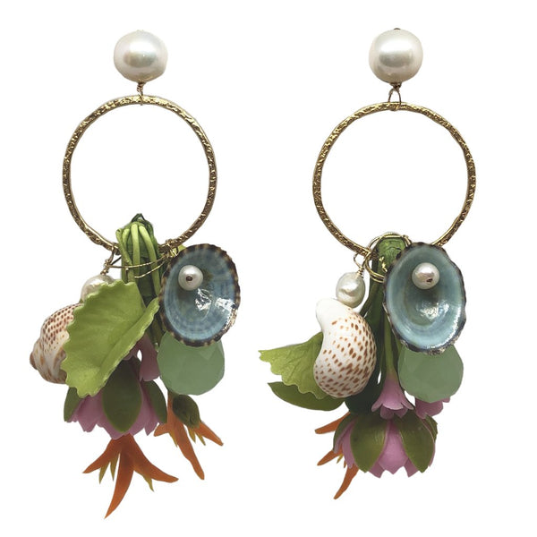 Meg Carter Paradise Earrings