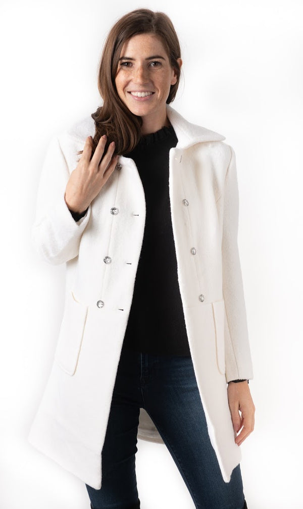 Patty Kim Pea Coat