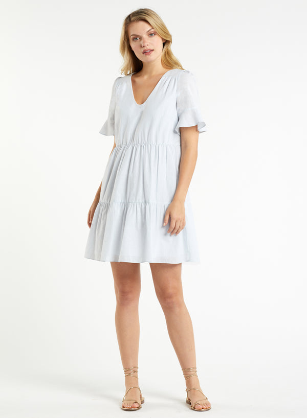 Marie Oliver Vanessa Tiered Dress