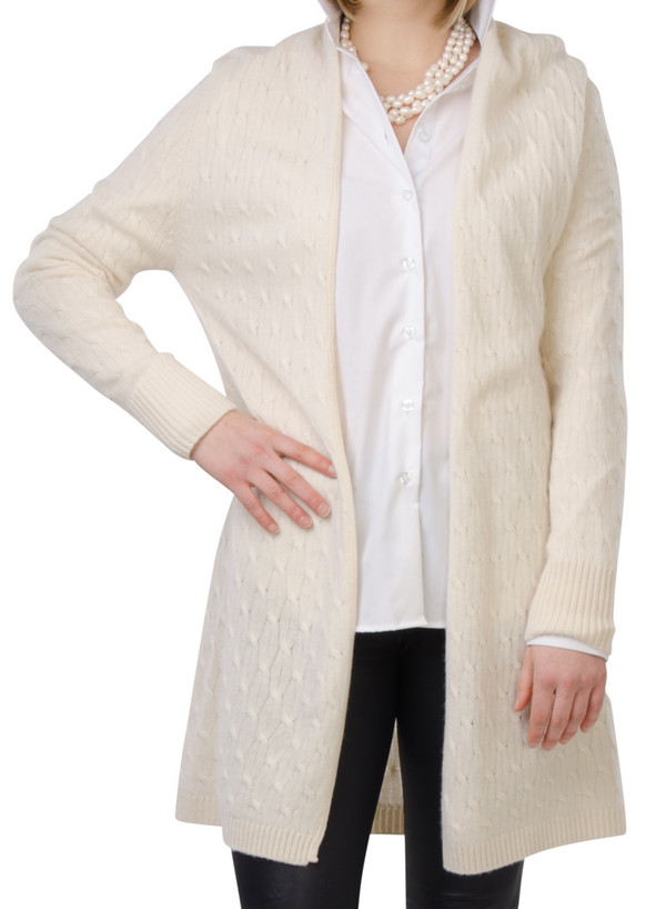 Cortland Park Sophie Sweater - Snow