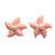 Meg Carter Starfish Stud Earrings